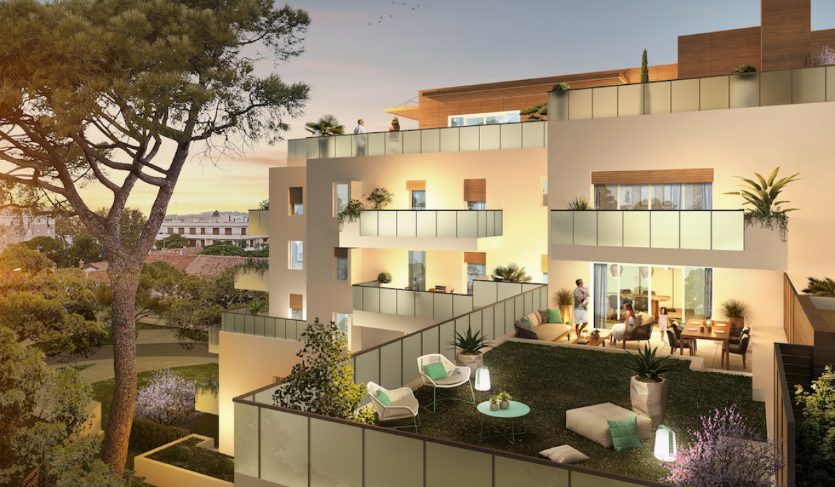 769 Mazargues - programme immobilier neuf marseille 9e