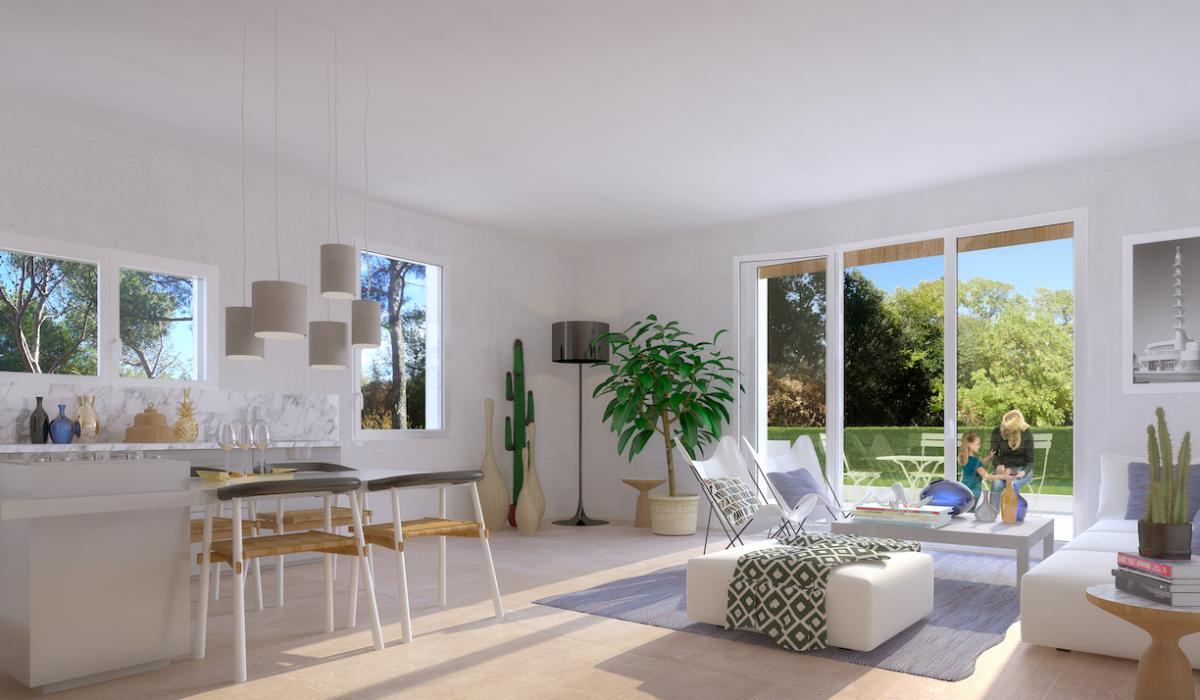 769 Mazargues - Programme immobilier neuf - Marseille 9e