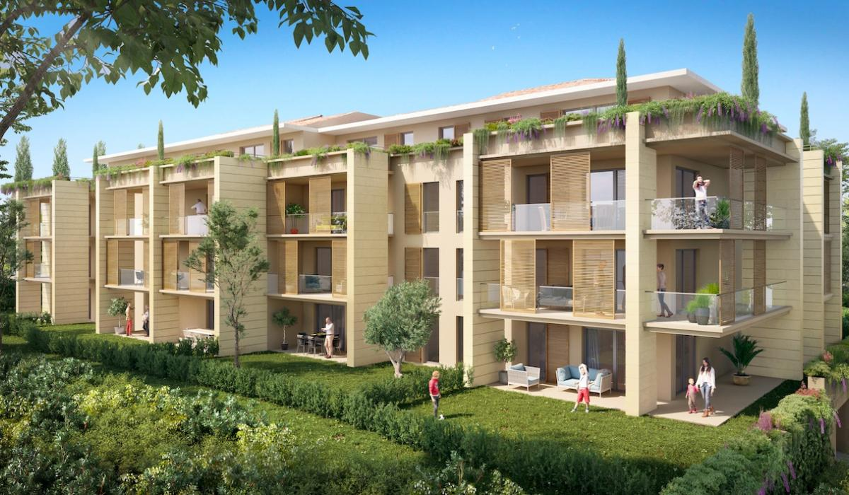 259 Repentance - programme immobilier neuf - Aix en provence